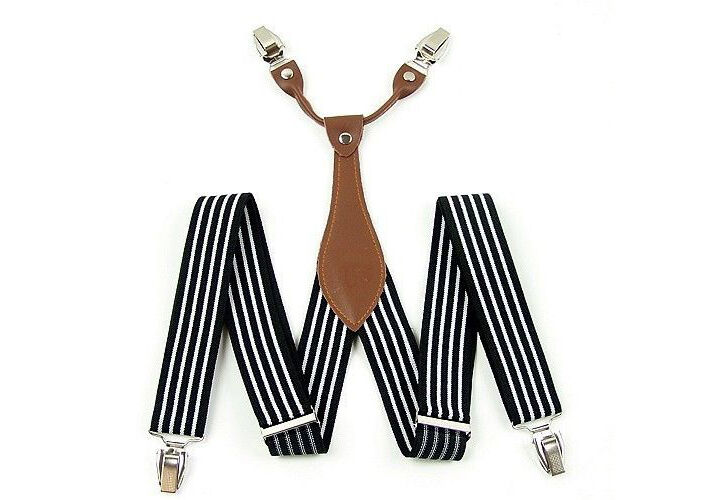 How to Create Your Own Suspenders