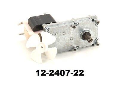 Scotsman Bin Drive Motor Part 12-2407-22 -