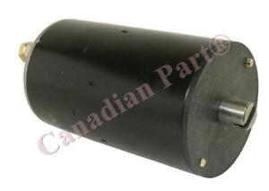 New Snow Plow Motor for WESTERN PRODUCTS Suburbanite SAB0167