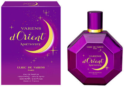 UDV D'Orient Amethyste 3.4oz/100mL EDP by Ulric-de-Varens - Women's Perfume for sale  Shipping to India