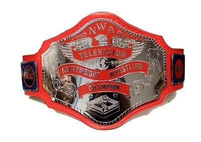 NWA Television Heavyweight Championship Belt, WWE TNA ROH PWG Replica