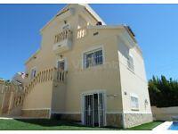 Beautiful, Spacious, 3 Bed Villa For Sale, Quesada, Spain.