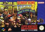 Donkey Kong Country 2 (Super Nintendo)