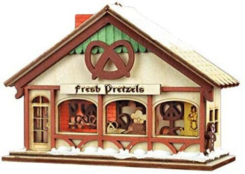 Ginger Cottage Peppermint Twist Pretzel Shop 80029