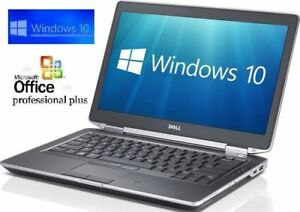 i7-Dell Latitude E6430 Laptop
