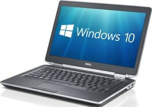 "E6430 Grade A Dell Laptop  14""-i5- 320GB-4GB-Windows 10 Pr"