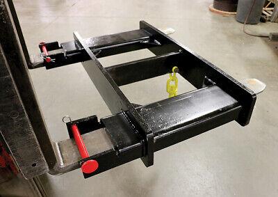 Jlg 9156 - 6 Ton Forklift Lifting Frame