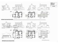 Planning Permission Drawings measure drawings CAD work