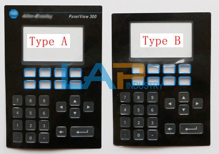 QTY:1 NEW FOR  Panelview 300 2711-K3A17L1 2711-K3A17L1B Membrane Keypad