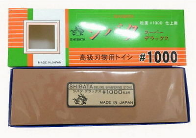 Naniwa BRT Japanese Whetstone #1000 Sharpener for Sharpening Knife Scythe Sickle
