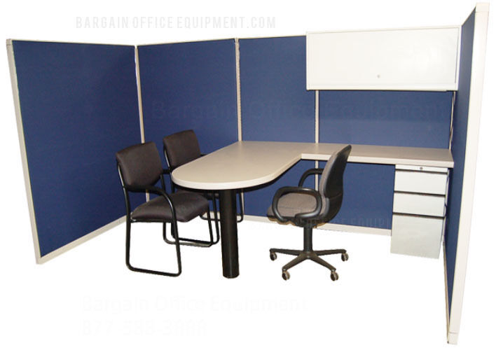 "Instant Office Customer Cubicle""  60"