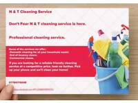 N & T cleaning serivce
