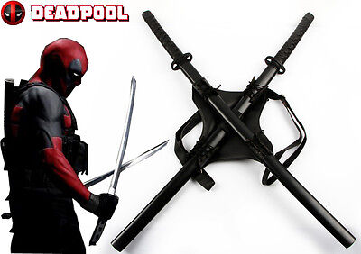 Deadpool Cosplay Kostüm Costume Schwert Waffe Sword Teenage Mutant Ninja Turtles (Ninja Turtles Schwert)