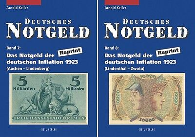 Battenberg Das Notgeld der deutschen Inflation 1923 , 2