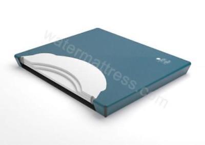 Twin Waterbed Mattress - Modern Softside Waterbed Twin 3 Layer Mattress 7
