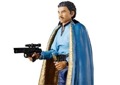 Hasbro Star Wars Black Series Lando Calrissian Episode V 6 Inch Action Figure