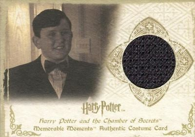 Harry Potter Memorable Moments Dudley Dursley Costume Card HP C3 - Dudley Costumes