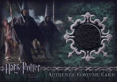 Harry Potter Goblet Fire Death Eaters Incentive Costume Card HP C13a - Death Eaters Costume