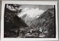 Foto Montagna Valle D'aosta - 1950 Ca Panorama - Zona Gressoney -  - ebay.it