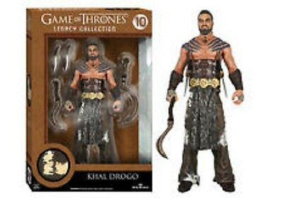 Funko Legacy Collection Game Of Thrones  Khal Drogo Free Shipping