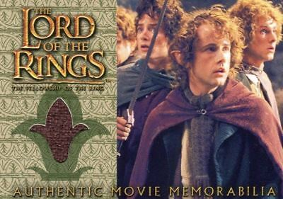 Lord of the Rings Fellowship Update Pippin's Travel Cloak Costume Card (Pippin Costume)