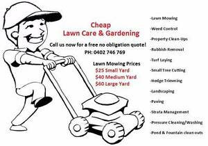 Cheap Handyman, Lawn Care and Gardening Services Plympton West Torrens Area Preview