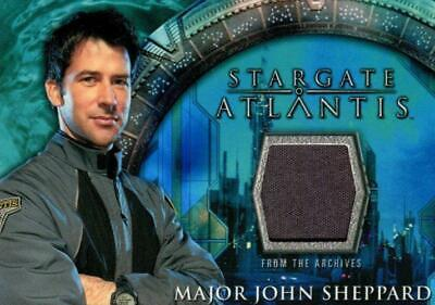 Stargate Atlantis Season Two Major John Sheppard Costume Card - Sheppard Costume