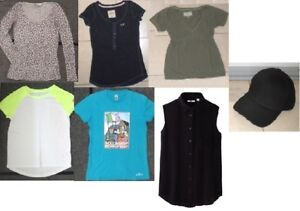 Brand Name Tops Lot, Size XS