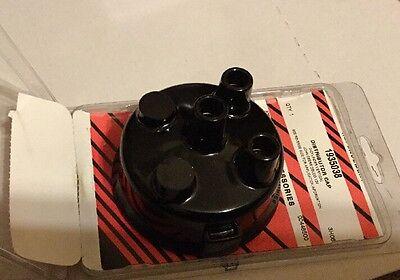 Tisco 1935038 Distributor Cap John Deere 2 Cylinder Vertical Jd