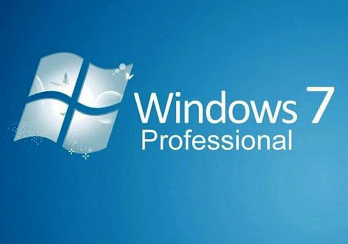 Windows 7 Professional With Service Pack 1 32-bit License and Media 1 PC Windows FQC-08279