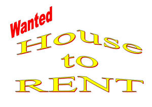 WANTED - house to rent in Aylmer area