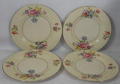 """HAVILAND china PASADENA New York Set of Four (4) Bread Plates - 6-1/2"""""""