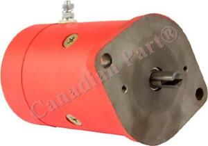 New PRESTOLITE Snow Plow Motor for WESTERN PRODUCTS LPL0061
