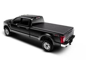 Truxedo TruXport Soft Rollup Tonneau cover For 2017-2019 Ford F-250 & F-350 Superduty with the 81.9 Bed