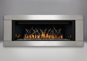 $1995 DIRECT VENT FIREPLACES, SUPPLY, AND INSTALLED - w/WTY