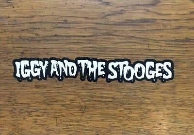 Iggy And The Stooges Sticker