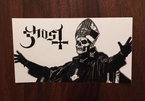 Home Decoration - Ghost Band Sticker