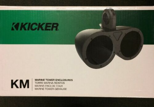 "Kicker 12 KMTED 6-½"" Marine Enclosure"