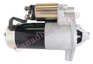 New MITSUBISHI Starter for JEEP CHEROKEE,COMANCHE PICKUP SMT0052