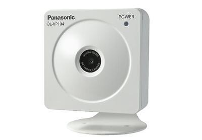 New Panasonic Bl-vp104p Network Camera White