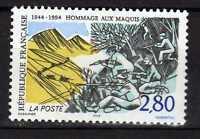 France : 1994 Yvert 2876 ( Hommage Aux Maquis ) Neuf ( Mnh ) -  - ebay.es