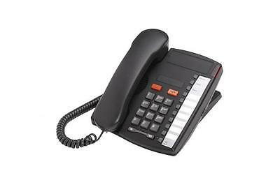 New Mitel A126400001005 M9110 Analog Phone Charcoal