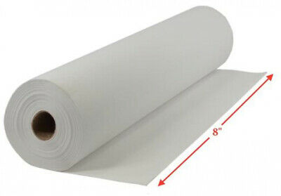 60 Meter ROLL of BLANK ARTIST CANVAS 8  Wide PRIMED COTTON PAINTING CLOTH