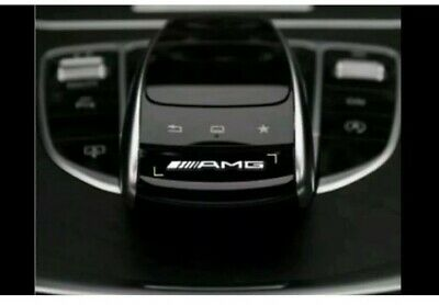 1xStück AMG Aufkleber Aus Aluminium Für Mercedes