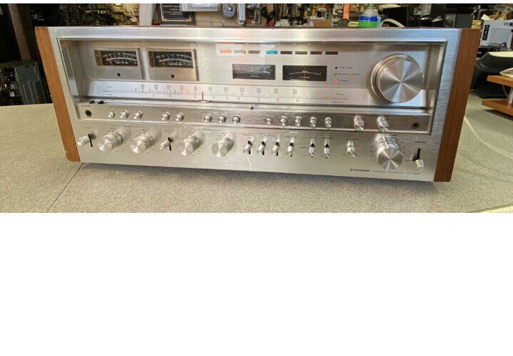 Pioneer SX-1980 vintage stereo receiver (The Legendary)