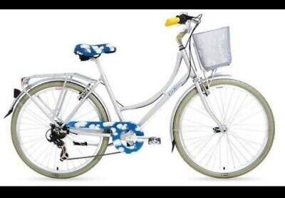 Cath Kidston Clouds Ladies Bike Bicycle Rare Push