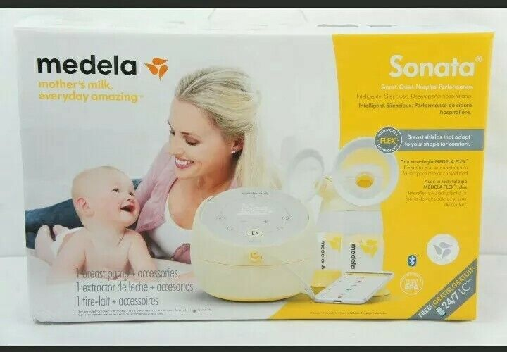 MEDELA Sonata Smart Breast Pump Hospital Performance Electric Rechargeable NEW