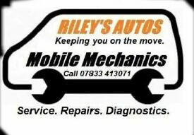 Riley's Autos - Mobile Mechanic - Luton