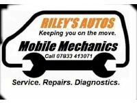 Riley's Autos - Mobile Mechanic - Luton