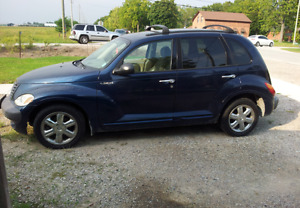 Selling PT Cruiser as is. transmission does not work
